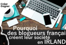 blogueur société irlande