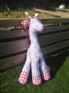 Gerbera la girafe