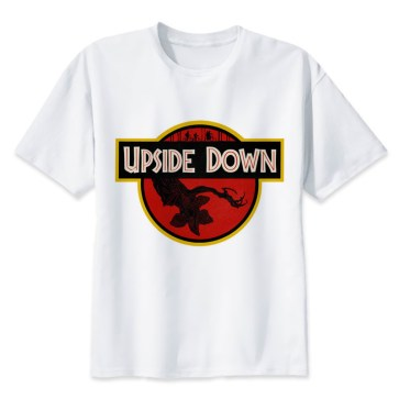 tee shirt stranger things jurassic park