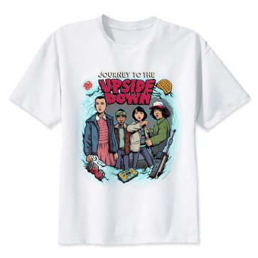 tee shirt stranger things upside donw