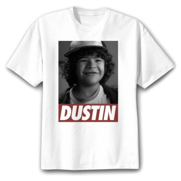 tee shit stranger things dustin 2