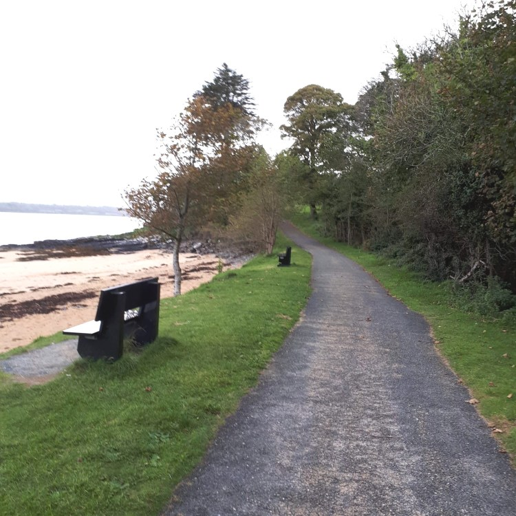 ards friary peaceful walk