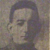 Private Hugh James Stewart