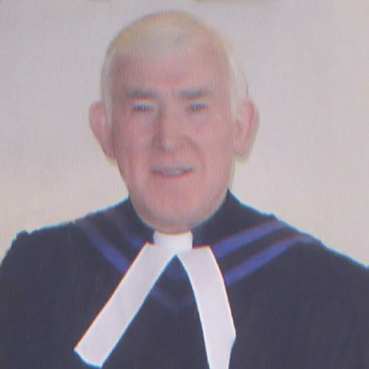 Rev. Dr. Harold MacConnell