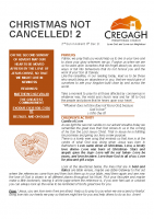 Christmas is Not Canceled – 06/12/2020