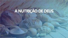 A Nutrição de Deus – Como Buscar O Alimento de Deus Para Nossas Vidas