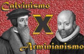 Diferenças entre o Calvinismo e o Arminianismo