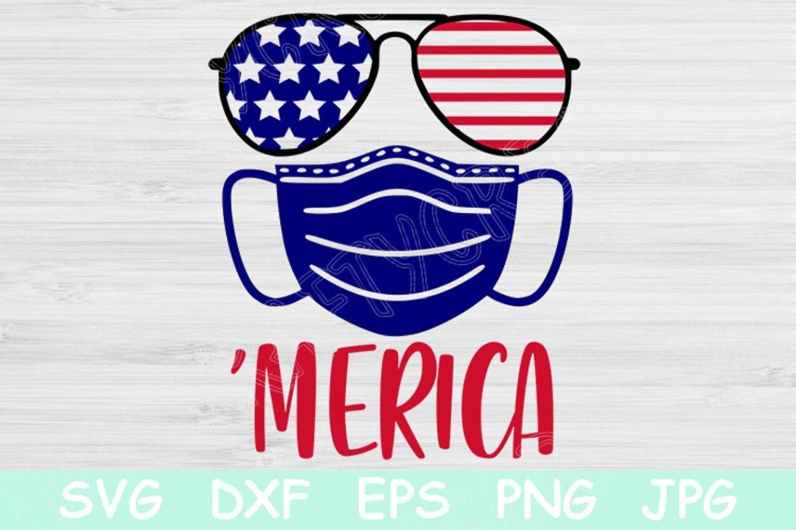 Download Merica Svg, 4th of July Svg. Patriotic Svg Files for ...