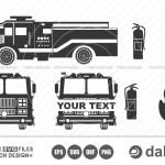 Fire Truck Svg Fire Service Svg Truck Svg Fire Svg Svg Svg Png Crella