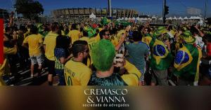 Torcedores impedidos de assistir jogo na Copa serão indenizados em R$ 90 mil