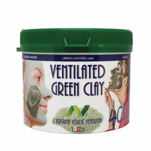 argilla verde ventilata 4clay creme di venere