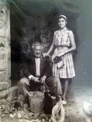 Abuelito Valentín y Chelo
