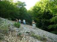 Aguasalio pico, al rio Achín 061