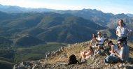 Aguasalio pico, cima 2253