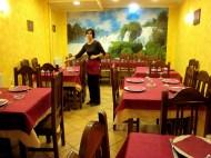 Bar, restaurante, Aguas Bravas, Crémenes