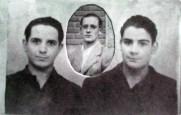 Nazario, Hilario, Toño.