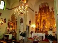 Parroquia de San Pedro Advincula, altar mayor