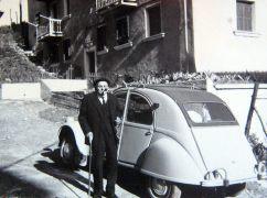 Virgilio, 86 años