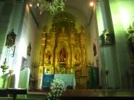 16 feb 2014 7335 Retablo Mayor, Parr. San Pedro Ad Víncula, Crémenes
