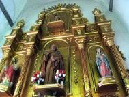 Imagen de San Pedro donada por el benefactor D. Víctor de Felipe, San Pedro (Patrono de la Parroquia de Crémenes)