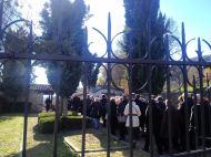 Funeral del Ilustrísimo Señor Marqués David Álvarez Díez
