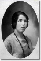 Loreto Fernández, hermana de Valentín Fernández.