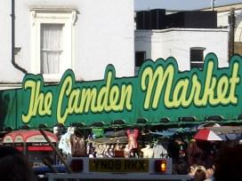 I love Camden Market!