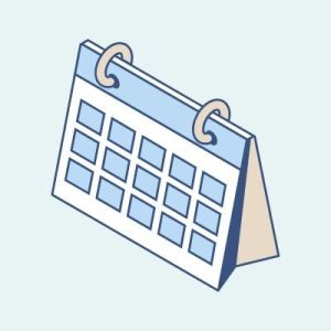 iconos cursio diosa productiva calendario