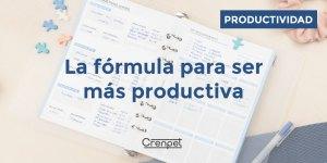 formula productividad crenpet blog