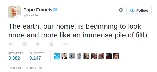pope.tweet.PR