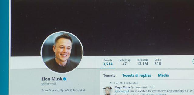 Elon Musk dissolves Tesla corporate PR