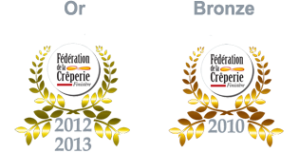 medailles-or-bronze-les-sonneurs-concours creperie-finistere