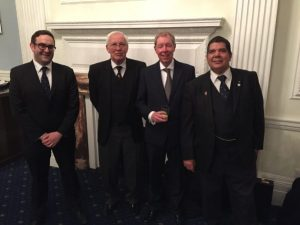 Past Master Exhalted into Holy Royal Arch