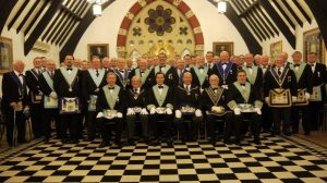 Crescamus Freemasons Lodge No. 7776.