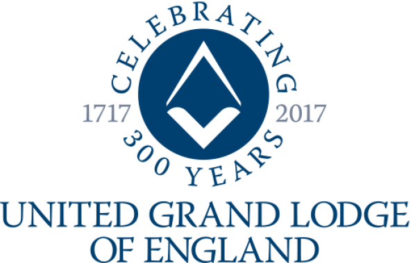 2017 Tercentenary of Grand Lodge Logo