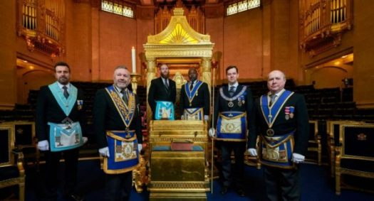 Inside The Freemasons DVD