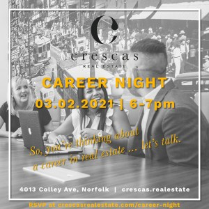 Crescas Career Night