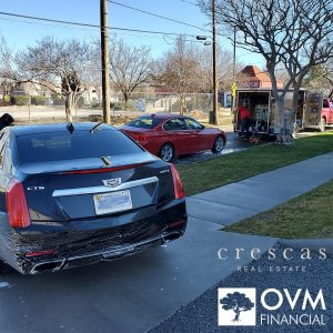 clean wheels with OVM Financial @ Crescas