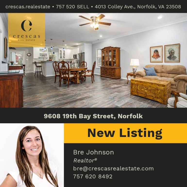 9608 19th Bay Street Norfolk