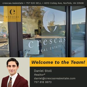Welcome To The Team - Daniel Stoll