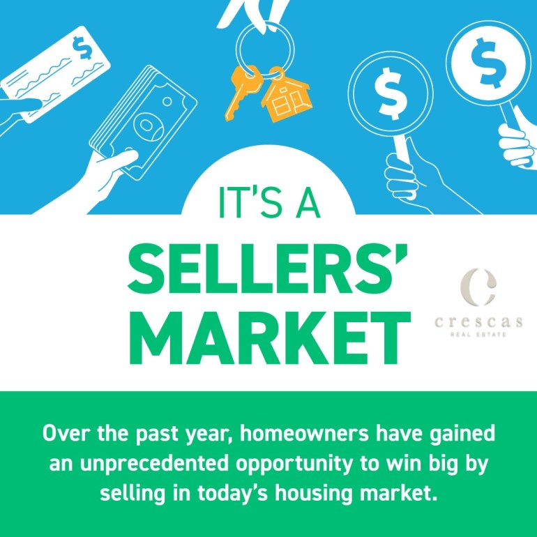 Win big in today's sellers' market