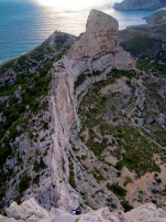 Stage Escalade dans le Parc National des Calanques Goudes