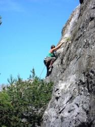 initiation escalade guillestre - activités vacances