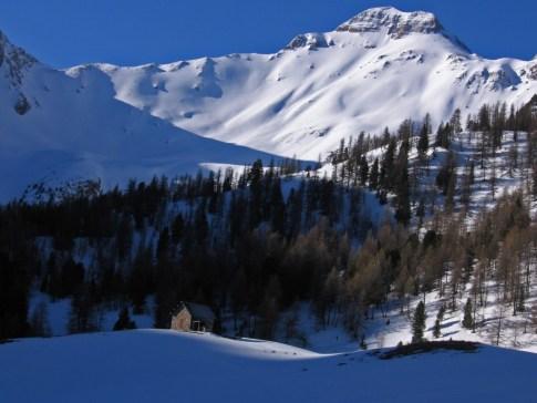 Pouzenc, vue du vallon