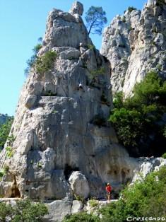 Stage Escalade Jeune - Escalade dans le Parc National des Calanques