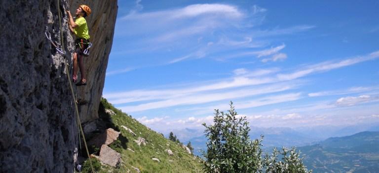 Club d'escalade d'Embrun : reprise sous peu