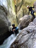 hautes alpes Canyon