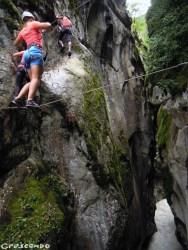 Via ferrata SIMI - activités et sorties dans les Hautes Alpes (05)