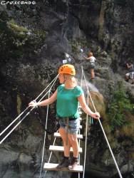Via ferrata SIMI - Via ferrata - stages et sorties dans les Hautes Alpes - Pelvoux
