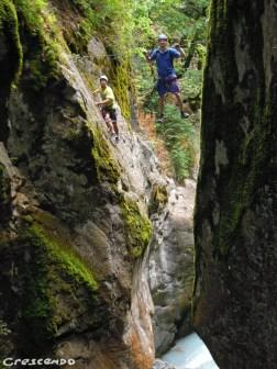 Via ferrata SIMI - stage découverte à Pelvoux - Hautes Alpes